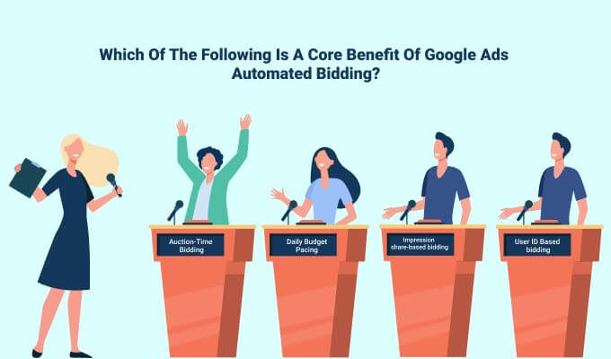 Which Of The Following Is A Core Benefit Of Google Ads Automated Bidding