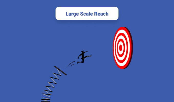 Large Scale Reach