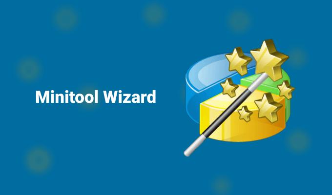 Minitool Wizard